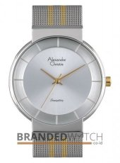 Alexandre Christie Pria 8523 MD Silver Gold Tranquility 70b59539c5