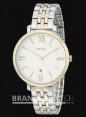Fossil ES3739 Jacqueline Full Silver Gold